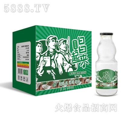 唱起来椰子汁1.25Lx6瓶(葫芦瓶)