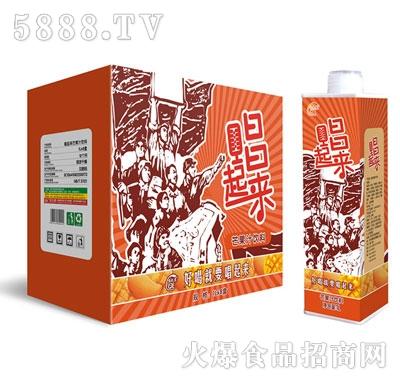 唱起来芒果汁1Lx8盒