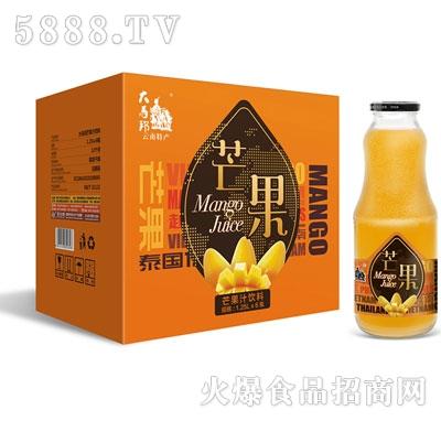 大马邦芒果汁1.25Lx6瓶