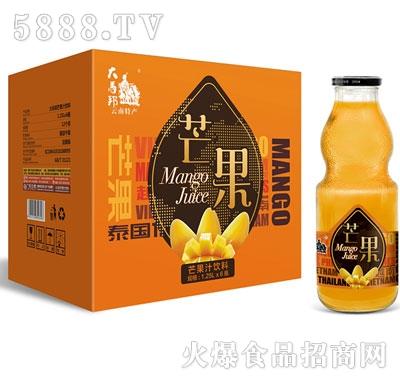 大马邦芒果汁1.25Lx6瓶(葫芦瓶)