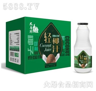 大马邦椰子汁1.25Lx6瓶