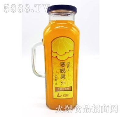 恒爱芒果汁1L