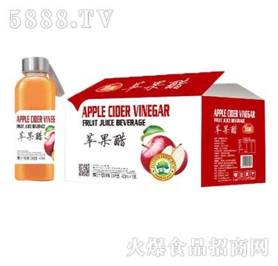 团友苹果醋420mlx15瓶