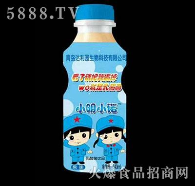 小明小诺乳酸菌饮品原味340ml