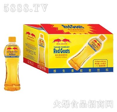 RedGoats维生素型能量饮品450mlx15瓶