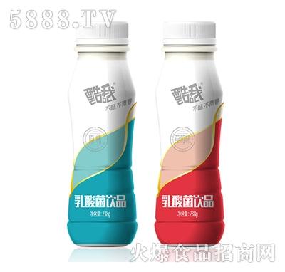 酷我乳酸菌饮品238ML