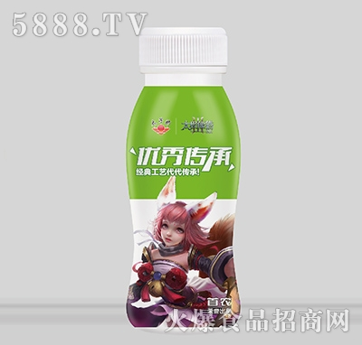 太子奶植物摩力乳酸菌发酵乳190ml