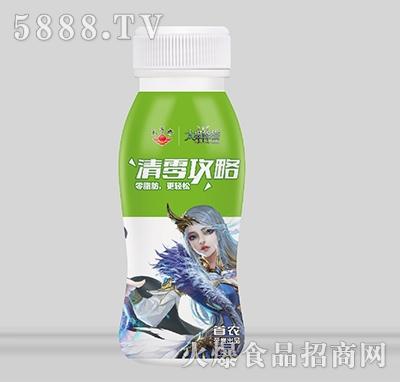 太子奶植物摩力乳酸菌发酵乳190ml(清零攻略)