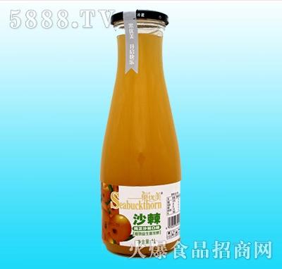 果优美益生菌发酵沙棘汁1L
