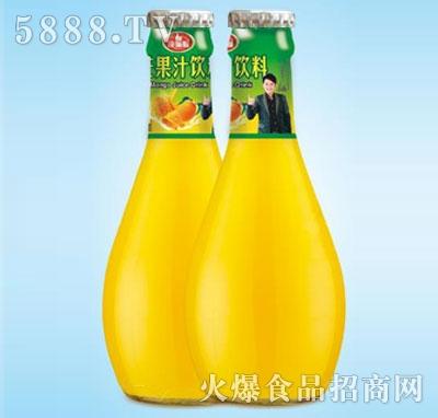 顶呱呱芒果汁饮料