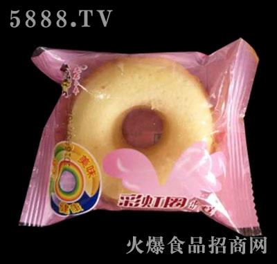 无名小卒彩虹圈蛋糕(袋装)