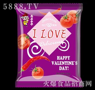 无名小卒I LOVE 薯片