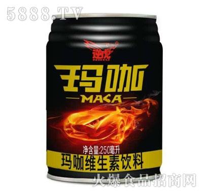 逆虎玛咖维生素饮料250mlX24罐