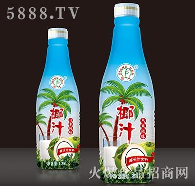 强人椰汁1.25L