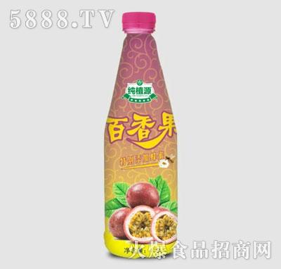纯植源百香果汁饮料1.5L