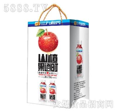 三九咖秀山楂果逍时山楂汁饮料(袋)