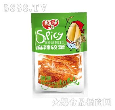 宇微麻辣较量(微辣)108g零售价:2元