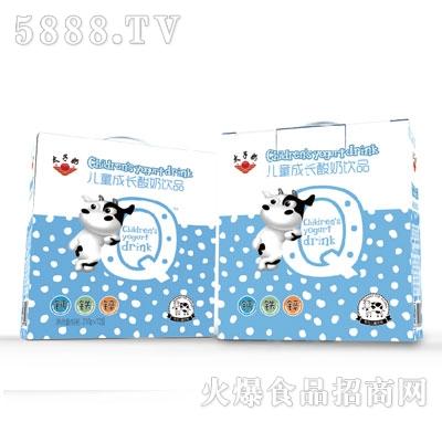 太子奶儿童成长酸奶饮品200mlX12