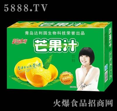 达利园芒果汁饮料(箱)