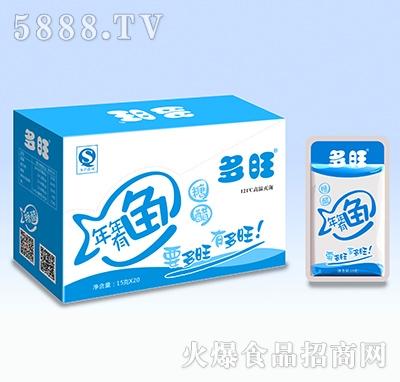 多旺年年有鱼糖醋15gx20