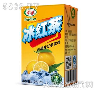牵手冰红茶250ml产品图
