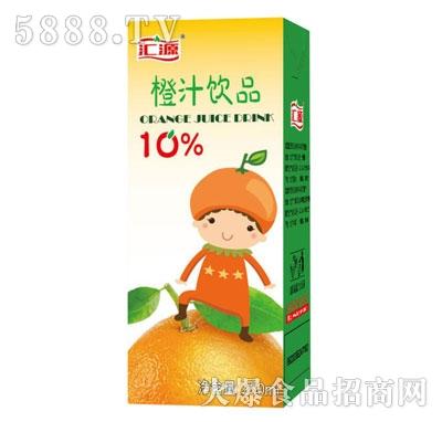 汇源橙汁饮品250ml