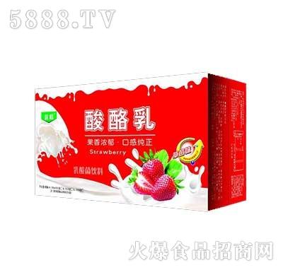 优崃酸酪乳乳酸菌饮料250MLX12