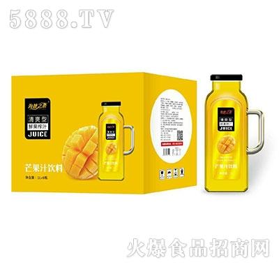 海峡之恋清爽型芒果汁饮料1LX6瓶