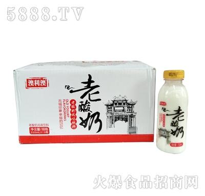 澳利澳老酸奶350mlx15瓶