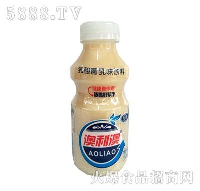澳利澳乳酸菌350ml原味