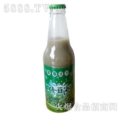 亲春活力绿豆沙280ml
