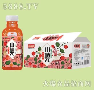 益和源山楂π果汁饮料500mlx15瓶