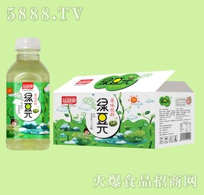 益和源绿豆π果味饮料