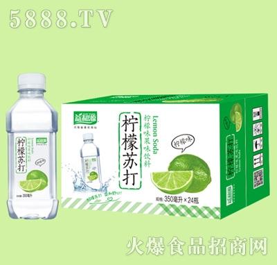 益和源柠檬苏打果味饮料350mlmlx24瓶