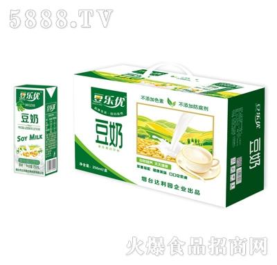 豆乐优豆奶复合蛋白饮料(礼盒箱)