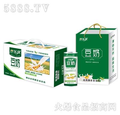 豆乐优豆奶复合蛋白饮料240ml(礼盒)