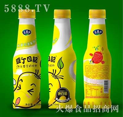 豆丁日记黄豆奶310ml