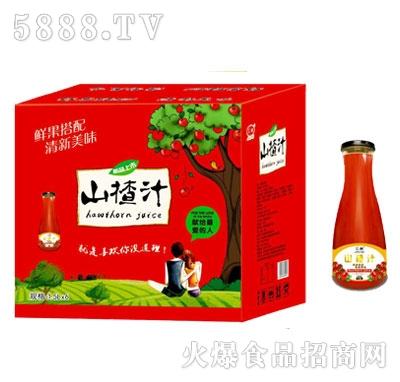 汇甜山楂汁1.5LX6