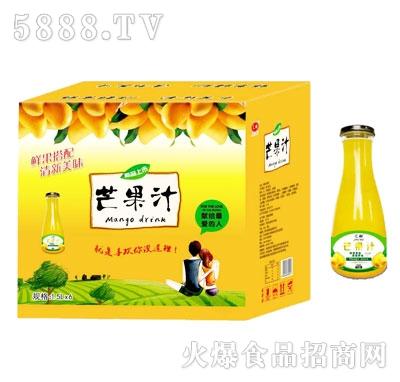 汇甜芒果汁1.5LX6