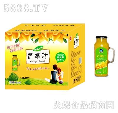 汇甜芒果汁1LX6