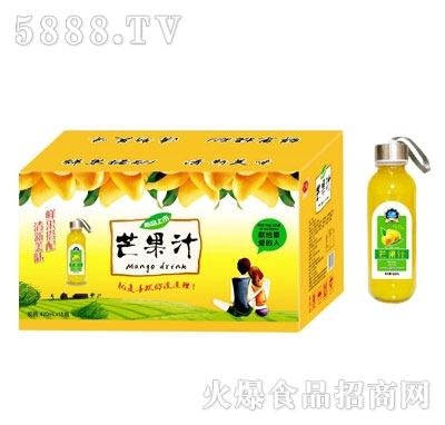 汇甜芒果汁420mlX15
