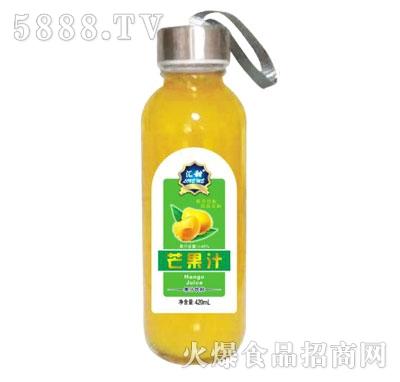 汇甜芒果汁420ml