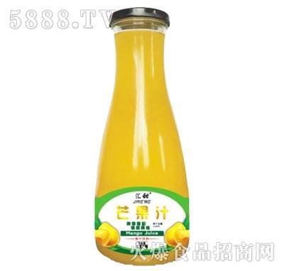 汇甜芒果汁1.5L(瓶)