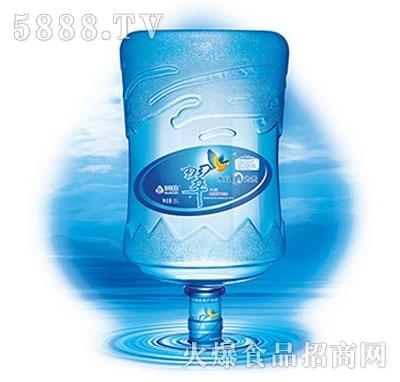 润田翠天然含硒矿泉水分享桶装