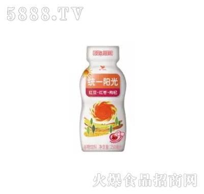 统一阳光红谷粗粮饮料250ml