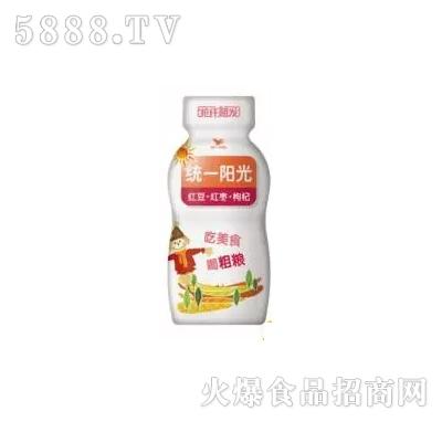 统一阳光红谷粗粮饮料瓶250ml