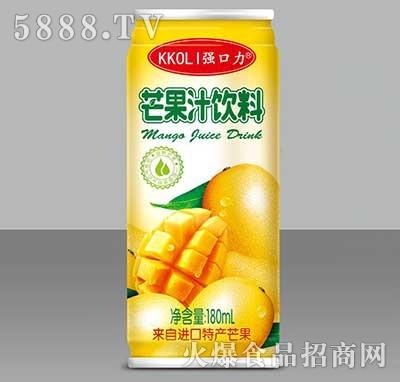 强口力芒果汁饮料180ml