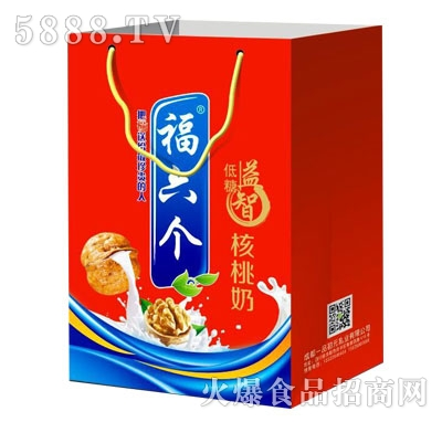 福六个核桃奶(袋)
