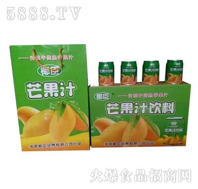 椰臣芒果汁饮料(箱装)