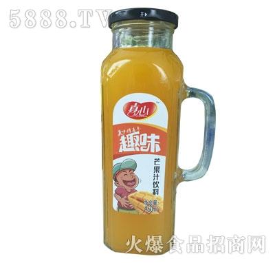 真心芒果汁饮料960ml